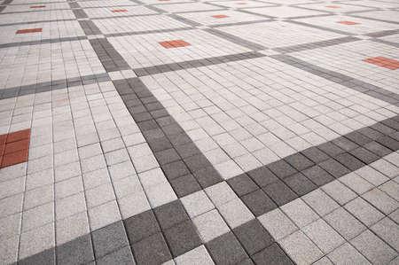 paved: Brick pavement