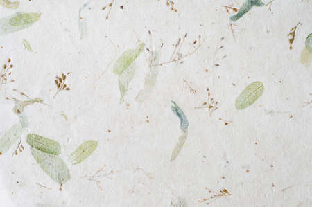 Handmade mulberry paper texture