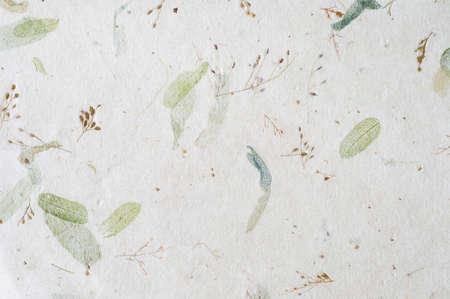 Handmade mulberry paper texture