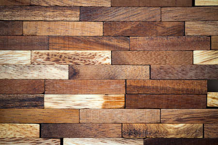 wooden surface: Wooden bars parquet texture background