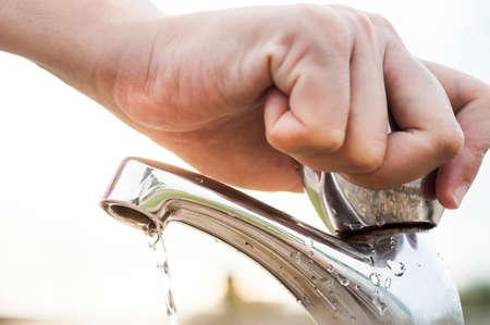 grifos: Ahorro de agua