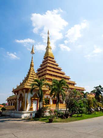 khon: Wat Nong Wang, Khon Kaen, Thailand
