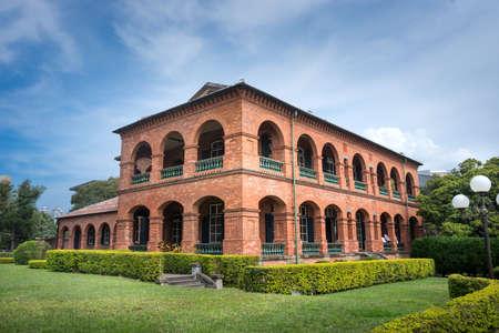 domingo: Fort Santo Domingo, Tamsui,Taipei , Taiwan.
