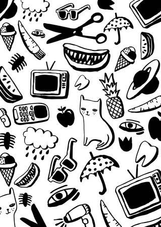 illustration background