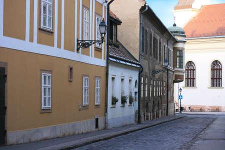 Street detail