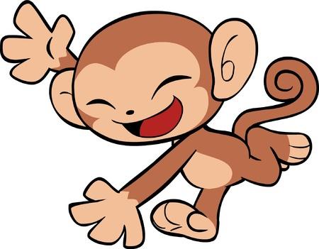 Mono de baile