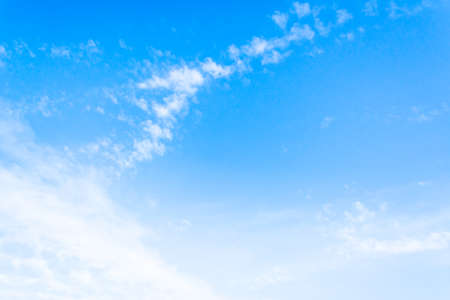 Elegant clear sky background  on day time. photo