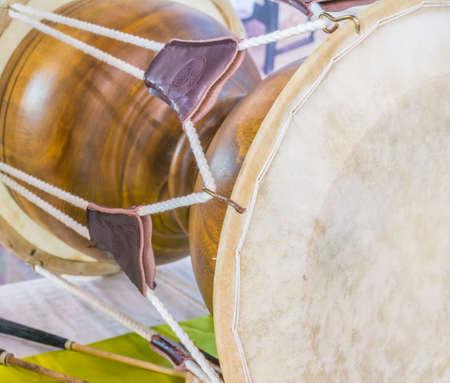 image of korea drum(The music instrument) . photo