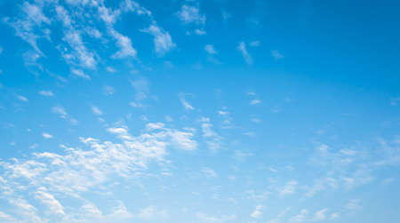 nimbi: image of blue sky and white clouds on day time for background usage .