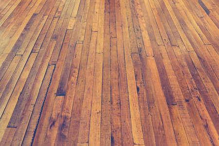 image of old wooden floor background texture.