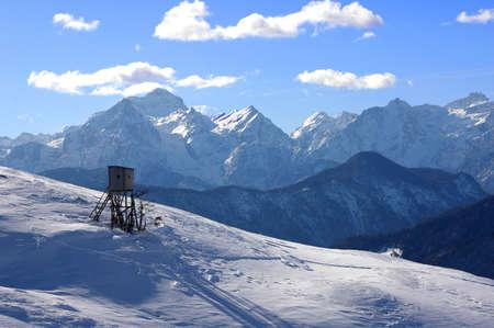Scenich winter landscape  Stock Photo - 2563281
