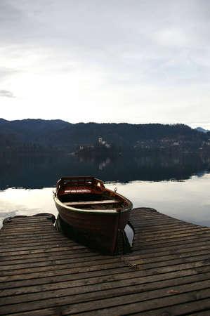 Row boat photo