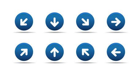 Web icons set | Aloha series Stock Vector - 2838702
