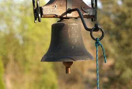 bell bronze bell: Un metal de bronce buena suerte campana