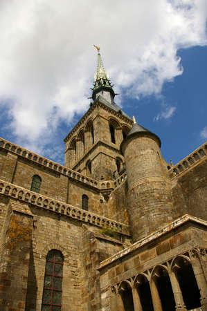 Mont Saint Michel Stock Photo - 5995419