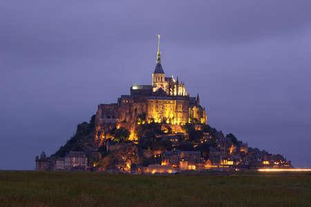 Mont Saint Michel Stock Photo - 5995440