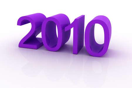 finally: 2010 has finally arrived. Happy New Year!