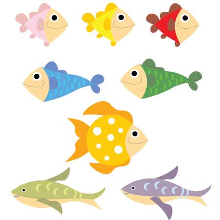 sea fish cute
