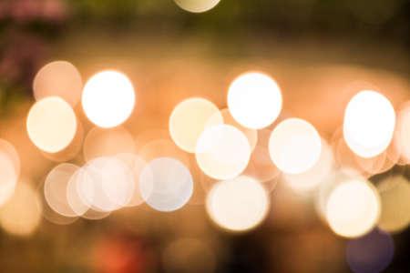 light abstract nightlife