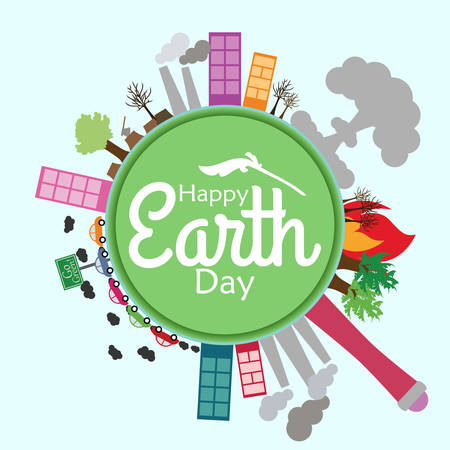 sarcastic: Sarcastic campaign of earth day