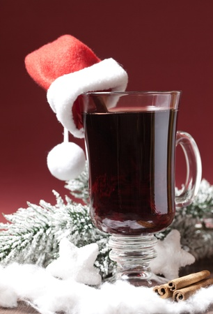 punch spice: fresh mulled wine for christmas