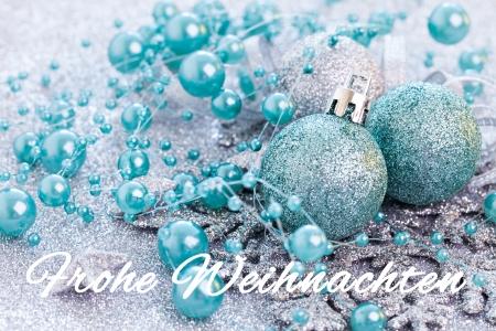 weihnachten: merry christmas card german text frohe weihnachten