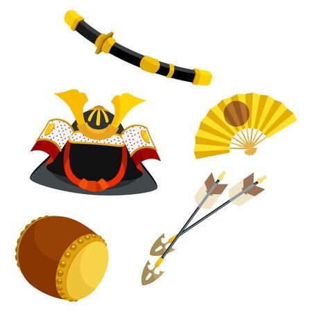 History, Japanese sword, Armor