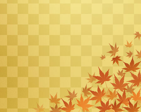 Autumn leaves background Imagens - 31463969