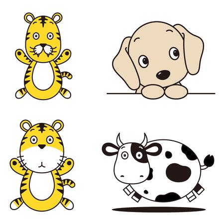 Animal Ilustração