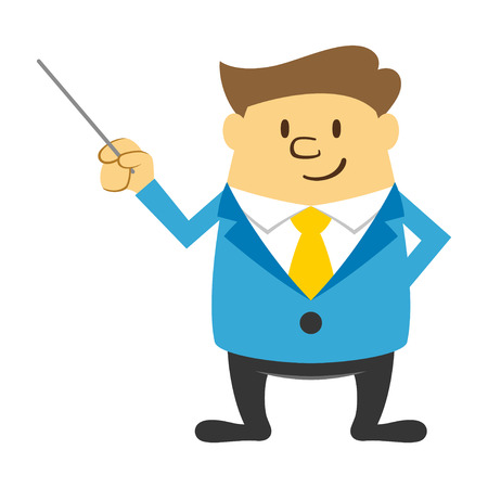 Businessman Çizim