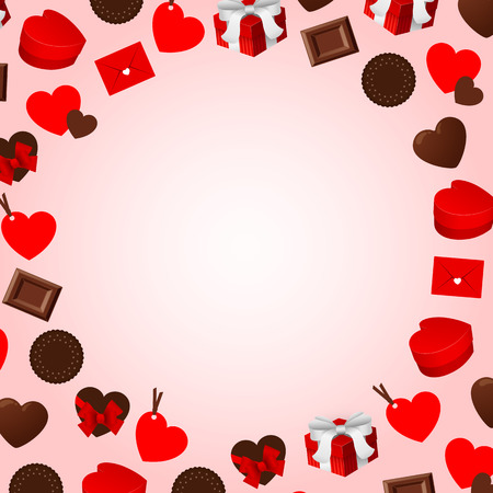 Background of Valentine