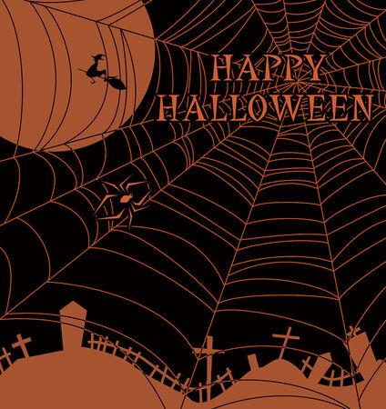 Halloween card Imagens - 32647949