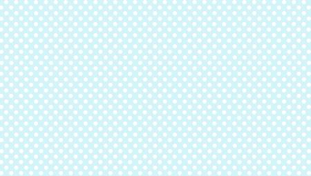 Polka dot wallpaper  イラスト・ベクター素材