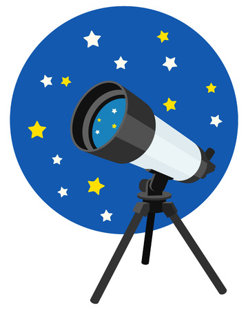 Astronomical telescope Imagens - 43296657