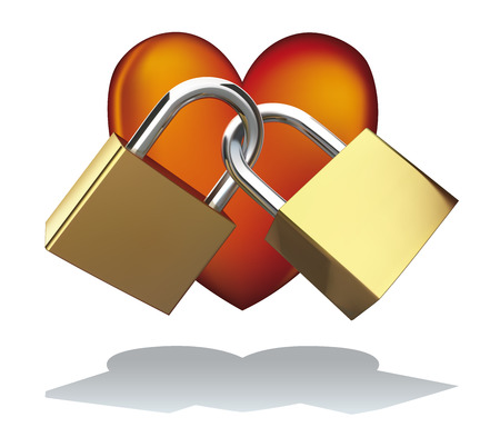 in insert: Love Padlocks Insert padlocks on what you want