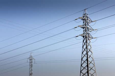 Crossing High Voltage Poles