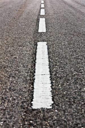 道の印 写真素材