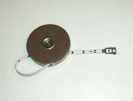 A Retractable Tape Measure
