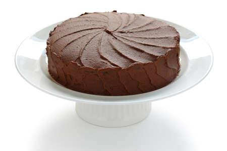chocolate cake Stock Photo - 10869957