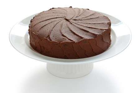 fudge: chocolate cake