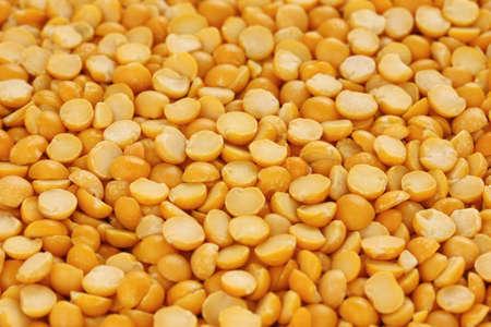 lentils: toor dal, sin piel y separar el guand�