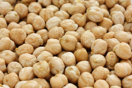 garbanzo bean: chana, chickpea, garbanzo bean Stock Photo