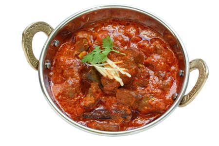 ローガンジョシュ羊肉、マトン カレー インド料理