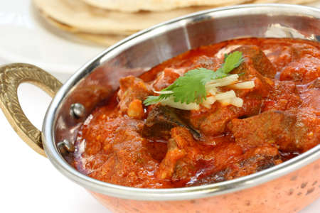 curry spices: mutton rogan josh, mutton curry, indian cuisine