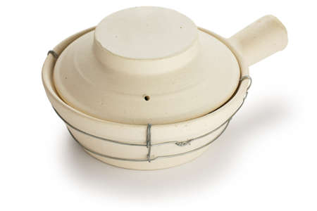 chinese clay pot photo