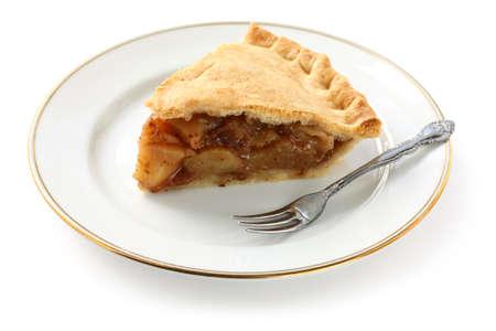 pastel de manzana: tarta de manzana casera