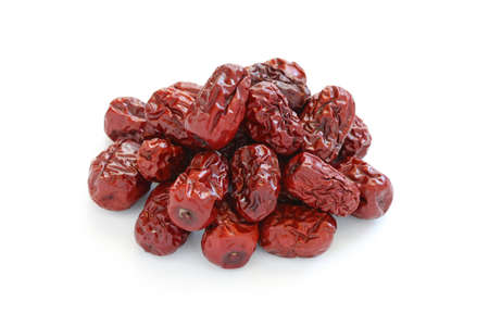 dried herbs: dried jujube fruits,traditional chinese herbal medicine