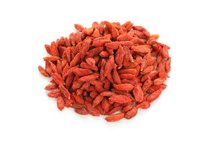 乾燥 wolfberry(goji berry)、伝統的な漢方薬