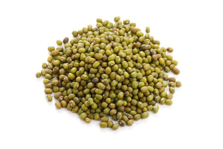 mung bean,traditional chinese herbal medicine Stock Photo - 11870333