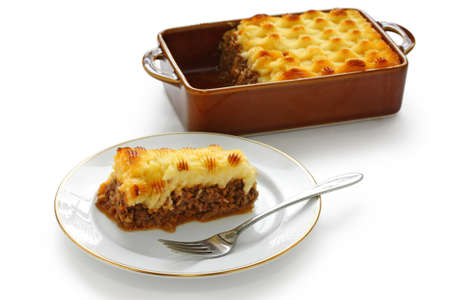 pure de papas: cottage pie, la cocina Ingl�s